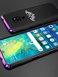 cheap -Huawei Mate30Pro Metal Limited Edition Elk Mobile Phone Case Mate20X Anti-fall And Impact Metal Three-stage P30Pro Protective Sleeve