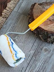 Недорогие -валик кисть набор латексная краска кисть отбеливание стен инструменты украшения дома настенная живопись