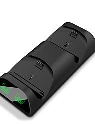 Недорогие -HBP-172 Зарядные устройства Назначение PS4 ,  Зарядные устройства ABS 1 pcs Ед. изм