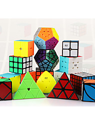 cheap -Speed Cube Set Magic Cube IQ Cube Pyramid Mirror Cube Magic Cube Stress Reliever Puzzle Cube Kid's Toy Unisex Gift