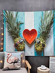 Недорогие -Дом Жизни Гобелен гобелены гобелены Стенное одеяло Wall Art Wall Decor Фруктовый узор Гобелен Декор