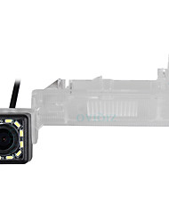 cheap -ZIQIAO 480 TV-Lines 720 x 480 CCD Wired 170 Degree Rear View Camera Waterproof / Plug and play for Car