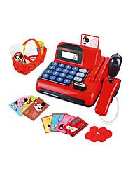 """Недорогие -счастливых детей """"руки головоломки акустооптических моделирования комплектов кассовый аппарат с деньгами romdon цвета"""