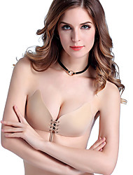 cheap -Women's Normal Sexy Other Bra Water Bras & Gel Bras - Solid Colored