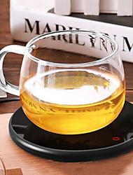 cheap -220v-Electric Tray Coffee Tea  Drink Warmer Cup Heater Beverage Mug Pad Office