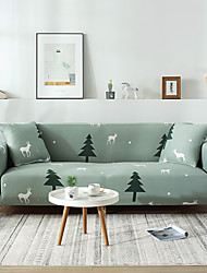 cheap -Sofa Cover Print / Contemporary Printed Polyester Slipcovers