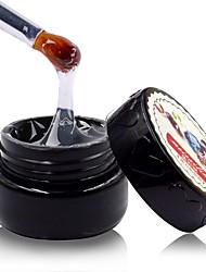 Недорогие -Кусачки для ногтей УФ-гель польский 8 ml 1 pcs прозрачный Замочить от Долгое Повседневные прозрачный обожаемый