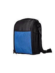cheap -Women's Polyester Top Handle Bag Color Block Blue / Black / Gray