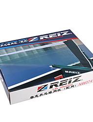 cheap -Table Tennis Net Iron / polyester fibre 1*Ping Pong net / 2*Ping Pong posts - Wearproof Indoor