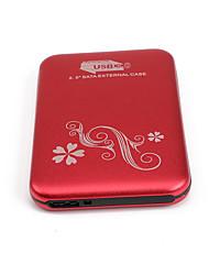 Недорогие -litbest yd0008 hdd мобильный высокоскоростной внешний портативный жесткий диск персональное облако интеллектуальное хранилище 2.5 дюйма usb3.0 120 г / 160 г / 250 г / 320 г / 500 г