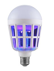 cheap -Mosquito lamp Mosquito-Killer Lamps Mosquito Killer Lamp LED - Emitters 2 Mode New Design Durable Camping / Hiking / Caving Everyday Use Fishing Outdoor Blue Light Source Color White / Aluminum Alloy