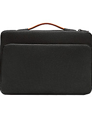 cheap -13.3 Inch Laptop / 14 Inch Laptop / 15.6 Inch Laptop Sleeve / Briefcase Handbags / Tablet Cases Nylon Fiber Solid Colored / Plain for Men for Women for Business Office Waterpoof Shock Proof