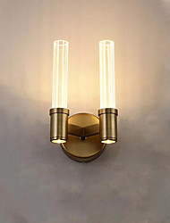 cheap -Matte / Eye Protection LED / Nordic Style LED Wall Lights Bedroom / Dining Room Metal Wall Light 110-120V / 220-240V 4 W