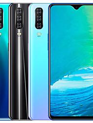 "Недорогие -Eρσch A70 6 дюймовый "" 4G смартфоны ( 2GB + 16Гб 14 mp MT6582 + MT6290 3500 mAh mAh )"