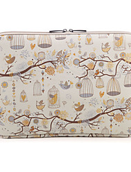 cheap -1Pc Free Cartoon Cartoon Notebook Flat Liner IPad/11 / 13 / 14 / 15 Inch Computer Bag Apple