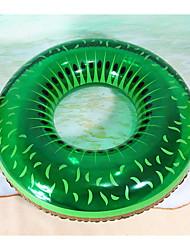 Недорогие -Надувные игрушки и бассейны PVC Быстровысыхающий Надувной Прочный Плавание Водные виды спорта для Взрослые 120*36 cm