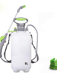 Недорогие -маленький портативный ручной лейкой под давлением дезинфекции и стерилизации 5 литров gargening полива горшок для овощей большой емкости спрей для мойки автомобилей