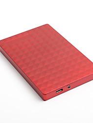 Недорогие -litbest yd0024 hdd мобильный высокоскоростной внешний портативный жесткий диск персональное облако интеллектуальное хранилище 2.5 дюйма usb3.0 красный 120 г / 160 г / 250 г / 320 г / 500 г