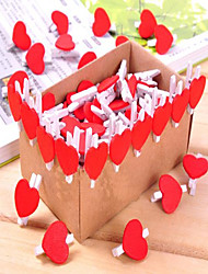cheap -Wedding / Birthday Wood Practical Favors Creative / Wedding / Family - 50 pcs