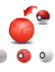 Недорогие -Комплекты игровых аксессуаров Назначение Nintendo DS / Nintendo Переключатель ,  Милый Комплекты игровых аксессуаров Силикон 1 pcs Ед. изм