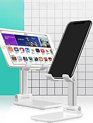 cheap -Portable Double Axle Foldable Metal Desktop Phone Holder