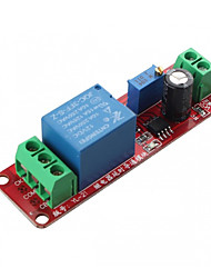 cheap -DC 12V Monostable Switch Delay Switch Adjustable Module 0 to 10 Second NE555