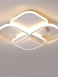 cheap -4-Light 50 cm Cluster Design Flush Mount Lights Painted Finishes LED / Modern 110-120V / 220-240V