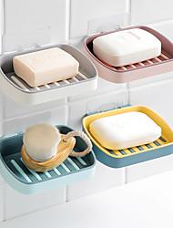 cheap -Drain Soap Holder Bathroom Wall-mounted Soap Box Toilet Punch-free Soap Holder Soap Box Soap Box Holder