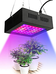 cheap -1pc 80 W 2500 lm 42 LED Beads Easy Install For Greenhouse Hydroponic LED Grow Lights Growing Light Fixture 85-265 V Vegetable Greenhouse