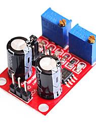 Недорогие -Частотный модуль Ne555 Частота заполнения Рабочий цикл Регулируемый квадратный генератор сигналов