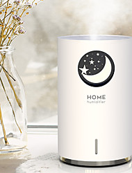 Недорогие -1 шт. Творческий белый медведь увлажнитель / маленький ночной свет дома большой емкости usb офис ароматерапия машина распылитель