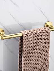 cheap -Towel Bar / Bathroom Shelf New Design / Creative Antique / Modern Stainless Steel / Low-carbon Steel / Metal 1pc - Bathroom 1-Towel Bar Wall Mounted