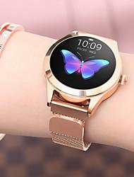 cheap -KW10 Women's Smartwatch Smart Bracelet Smartwatch Bluetooth Water Resistant / Waterproof Heart Rate Monitor Bluetooth Smart Calendar / date / day Call Reminder Fitness Tracker Sleep Tracker Heart