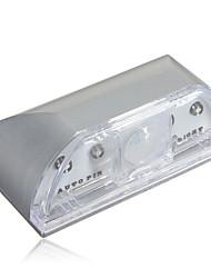 cheap -Irregular Touch Lamp Night Light Human Body Sensor Touch AA Batteries Powered 1pc