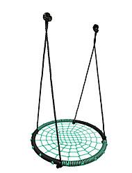cheap -Kido Net Rope Swing Children's Swing Hammock Swing Chair Outdoor Balcony Indoor One Generation