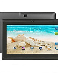 cheap -Q88 7 inch Android Tablet (Android 4.4 1024 x 600 Quad Core 512MB+8GB) / 32 / Mini USB / 3.5mm Earphone Jack