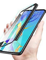 cheap -360 Degree Full PC Cover Phone Case For Samsung Galaxy S20 Ultra S20 Plus S10 Plus S10e S10 5G S9 Plus S8 Plus S7 Edge Protective Cover For Note 10 Pro Note 9 Note 8 Case With Screen Protector film