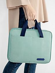 Недорогие -сумка для ноутбука сумка для ноутбука мужчины и женщины / подходит для 13 дюймов 14 дюймов 15 дюймов бизнес сумки