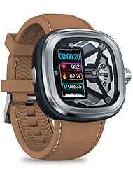 Недорогие -Zeblaze Hybrid2 Универсальные Смарт Часы Android iOS Bluetooth Водонепроницаемый Сенсорный экран GPS Пульсомер Израсходовано калорий