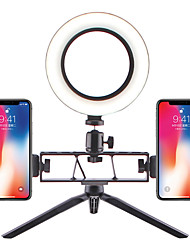 cheap -26cm USB Ring Light TikTok Light Youtube Video with 3 Color Modes and Dimmable LED Selfie Light Mobile Photography Video Makeup Light