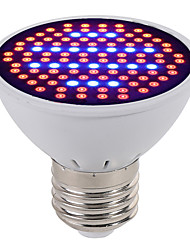 cheap -Grow Light LED Plant Growing Light LED Grow Light Plant Grow Red Blue 85-265V 3.5W 2500-3000 lm 102 LED Beads Home Office Vegetable Greenhouse