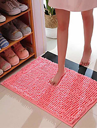 cheap -40*60CM Door Mat Home Anti Slip Portable Floor Mat Living Room Chenille Soft Water-Absorbing Foot Pad Comfortable Bathroom Kitchen