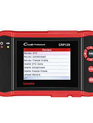 cheap -Launch X431 Creader CRP129 OBD2 Car Scanner OBDII Diagnostic Tool Auto Code Reader Engine ABS SRS Brake Oil Reset Diagnostics