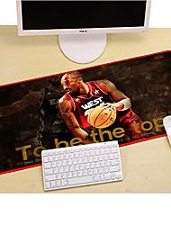 Недорогие -коврик для игровой мыши litbest / базовый коврик для мыши / коврик для клавиатуры 30 * 60 * 0,2 см, резина / ткань