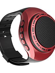 Недорогие -U6 красочные бег светодиодные крутые наручные buetooth часы спикер спортивная музыка FM-радио поддержка 8 ГБ 16 ГБ TF карта