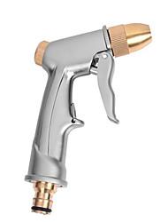 cheap -High Pressure Car Wash Water Gun Head Home Car Wash Water Gun Garden Watering Tools Pure Copper Alloy Electroplated Water Gun