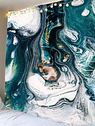 Недорогие -звездное небо гобелен ван гог абстрактная живопись wall art 3d синий на стене гобелен декор дома большой размер гобелен