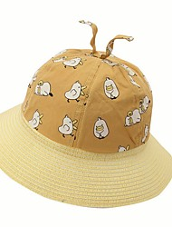 cheap -Infant Unisex Geometric Hats & Caps Yellow / Blushing Pink / Orange