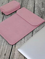cheap -Matte Laptop Case 15.6 inch Laptop Sleeve for Macbook Pro Hp Dell Asus 15 13 Case for Mac book Air 13 Laptophoes included 1 power bag
