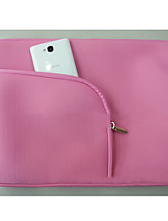 cheap -1Pc Laptop Inner Case Double-Layer Thickened Inner Super Soft Velour/Extra Thin And Thick Zipper Bag